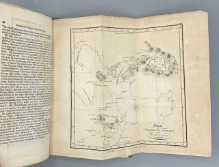 Voyage of Discovery in the South Sea, and to Bering's Straits, in Search of a North-east Passage; Untertaken in the Years 1815, 16, 17, and 18, in the Ship Rurick (Parts I and II bound in one volume)