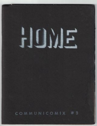 Home (Communicomix #3). Eric Drooker