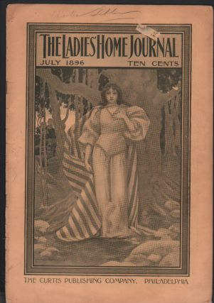 The Ladies' Home Journal Volume XIII, No. 8, July, 1896. Maxfield Parrish