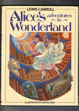 Alice's Adventures in Wonderland. Lewis Carroll