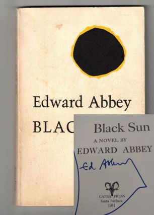 Black Sun. Edward Abbey