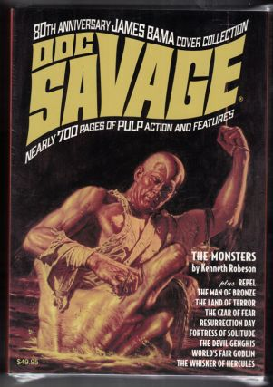 Doc Savage Multi-Pack #1. Kenneth Robeson