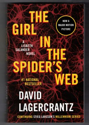 The Girl in the Spider's Web (A Lisbeth Salander Novel). David Lagercrantz, George Goulding