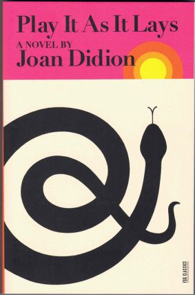 Play It As It Lays. Joan Didion
