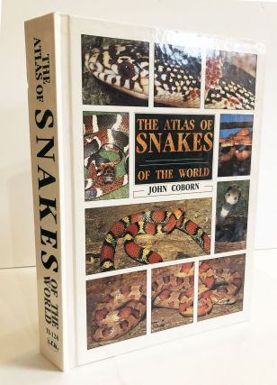 The Atlas Of Snakes Of The World. John Coborn