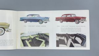 Chevrolet 1956 (Catalog). 1956 Guide to your New Chevrolet (Owner's Manual) - Two booklets