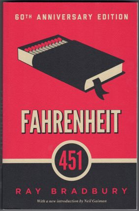 Fahrenheit 451. Ray Bradbury, Neil Gaiman, Introduction