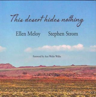 This Desert Hides Nothing. Ellen Meloy, Stephen Strom, Ann Weiler Walka, photography, Foreword