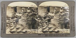 Mexico. 39 Stereoviews. From the 1930s Tour of the World Set