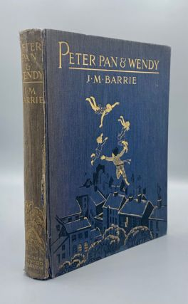 J. M. Barrie's Peter Pan & Wendy Decorated by Gwynedd M. Hudson. J. M. Barrie