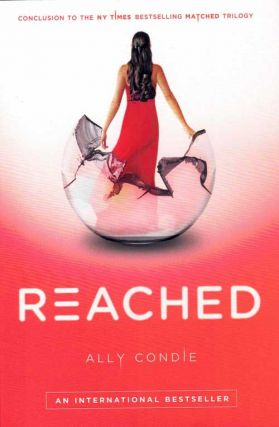 Reached. Ally Condie