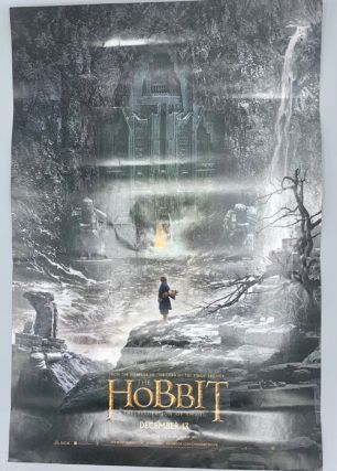 The Hobbit: The Desolation of Smaug (Movie Poster