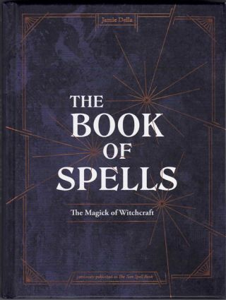 The Book of Spells. Jamie Della
