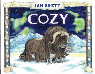 Cozy. Jan Brett