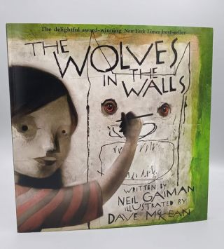 The Wolves in the Walls. Neil Gaiman, Dave Mckean