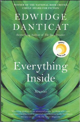 Everything Inside. Edwidge Danticat