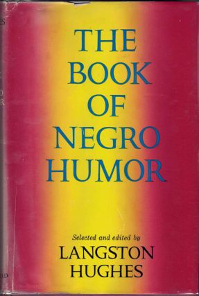 The Book of Negro Humor. Langston Hughes