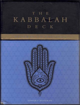 The Kabbalah Deck: Pathway to the Soul. Edward Hoffman