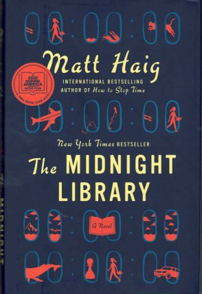 The Midnight Library. Matt Haig