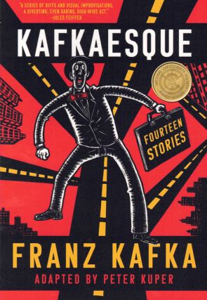 Kafkaesque: Fourteen Stories. Franz Kafka, Peter Kruper