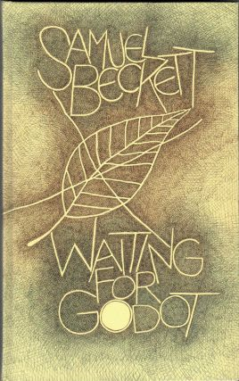 Waiting for Godot: A Tragicomedy in Two Acts. Samuel Beckett, Edward Beckett, Tom Phillips,...