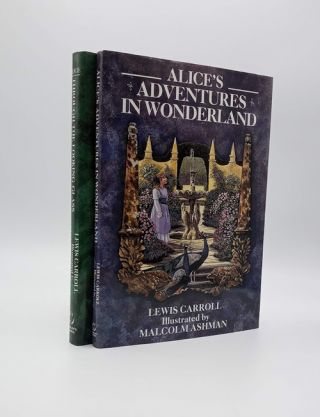 Alice Through the Looking Glass and Alice's Adventures in Wonderland (2 volume Set). Lewis...