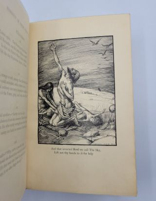 Rubáiyát of Omar Khayyám rendered into English verse by Edward Fitzgerald with illustrations by Herbert Cole